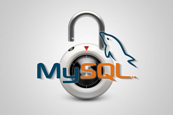 تغير كلمة مرور مُستخدم خادم قواعد بيانات MySQL و MariaDB
