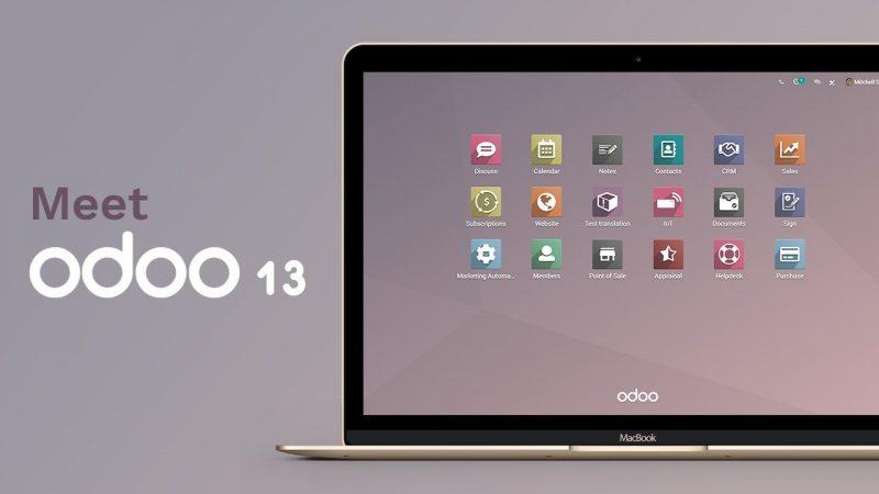 كيفية تنصيب أودو 13 على أوبنتو 19.10