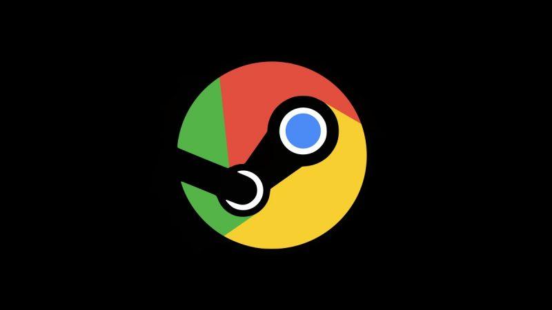 جوجل تتطلع على ما يبدو لجلب ستيم (Steam) إلى حواسيب كروم بوك