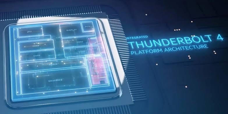 إنتل تستعرض اللمحات الأولى لتقنية Thunderbolt 4 خلال فعاليات مؤتمر #CES2020